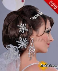 مدل موی عروس – ۲