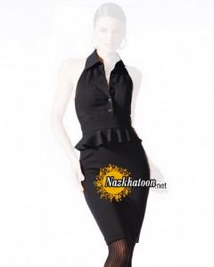 مدل لباس مجلسی کوتاه – 1