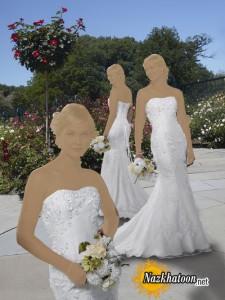 مدل لباس عروس – 6