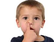 بیرون آوردن جسم خارجی از بینی