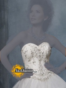 مدل لباس عروس – 7