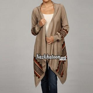 مدل ژاکت و سوئی شرت زنانه – 8