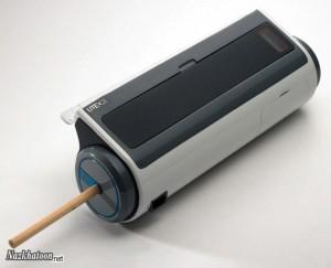 دستگاهی برای تبدیل کاغذ باطله به مداد