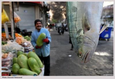 بازار خرید شب یلدا (شب چله) یا درازترین شب در آخرین روز پاییز