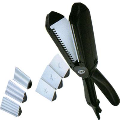 اتوی مو فقط برای صاف کردن مو نیست!