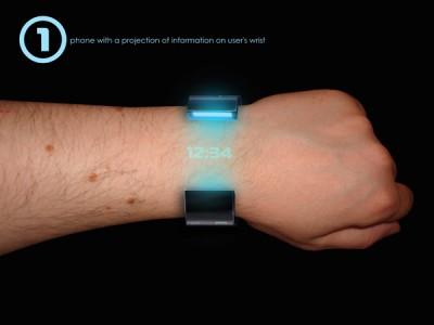 ساعت و موبایل رولی جدید