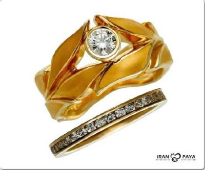 حلقه های ازدواج خاندان های سلطنتی