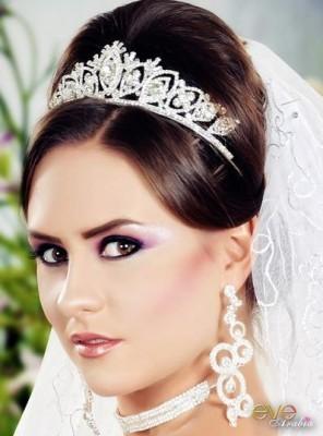 مدل موی عروس – 3