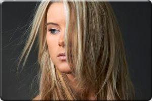 روشی برای درخشان کردن موهای زبر و کدرشده!