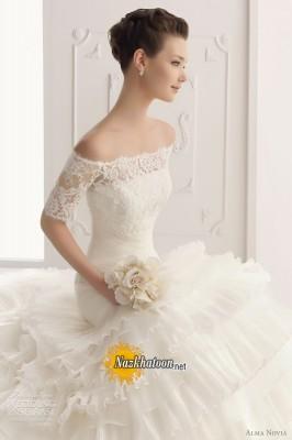 مدل لباس عروس – 8