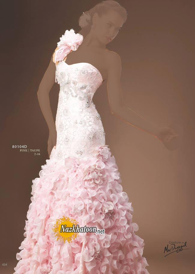 روی سارافن حریر مدل لباس عروس - 16 نازخاتون مجله اینترنتی بانوان